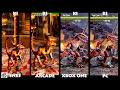 Killer Instinct RIPTOR Graphic Evolution 1994-2016 | SNES ARCADE XBOX ONE PC | PC ULTRA