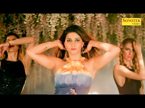 Sapna Chaudhary New Dance Offical Song I Latest Song 2019   New Haryanvi Song   Sonotek