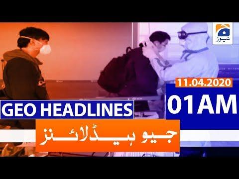 Geo Headlines 01