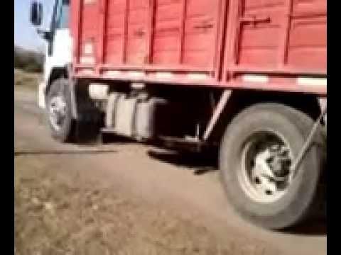 Ford Cargo 1722e Escape Libre Youtube