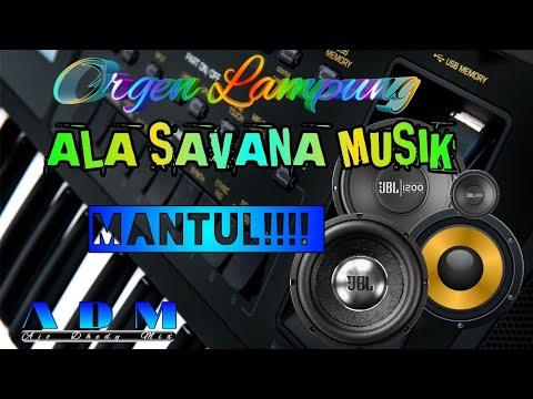 Orgen Lampung Ala Savana Musik  Di Jamin Enak Banget