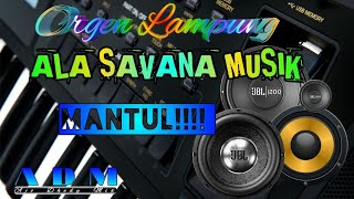 Download Orgen Lampung ala savana musik  di jamin enak banget