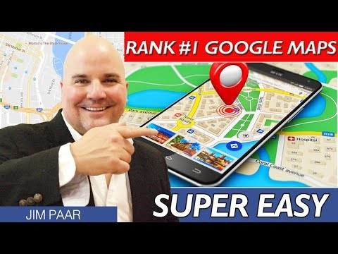 How To Rank High In Google Places/Maps 2018 - How To Rank High In Google Places