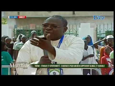 Special Gamou Tivaoune du samedi 10 déc. 2016 - DTV