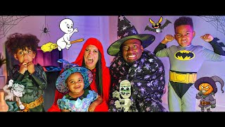Halloween Super Heros Song For Kids - DJ's Clubhouse (Official Music Video)