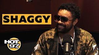 Shaggy On Fitting The Jamaican Stereotype, Today\'s Dancehall Music & Buju Banton