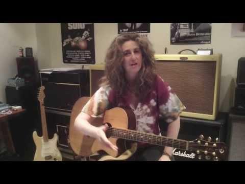 Strumming Patterns - #4 Club DADGAD - Guitar Lesson - Vicki Genfan