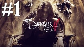 The Darkness II Detonado /  Gameplay Parte 1  [PT- BR]
