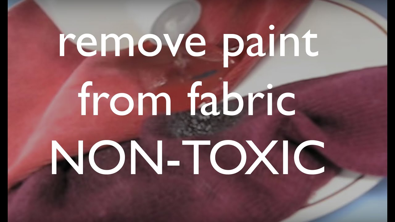 5 Liquids That Can Remove Dried Acrylic Paint From Surfaces