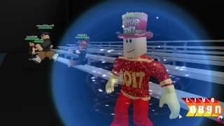 Hole In The Wall Ep 4 [ROBLOX GAME SHOW LIVE]