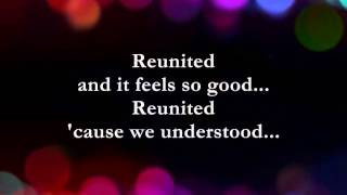 Reunited  || Lyrics ||  Peaches & Herb