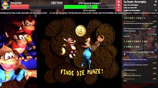 🔴 DONKEY KONG COUNTRY 3 # 02 🍌 Twitch-Livestream # 82 vom 30.10.18