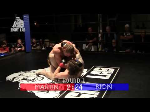 Eight Points Muay Thai| Kyle Martin vs Aubrey Rion| NC Muay Thai