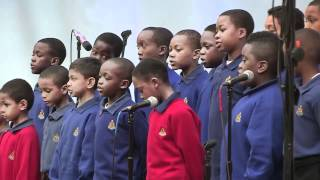 7th London Boys Brigade sing We have an anchor