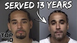 Top 10 Innocent Look-A-Likes Who Served Prison Sentences