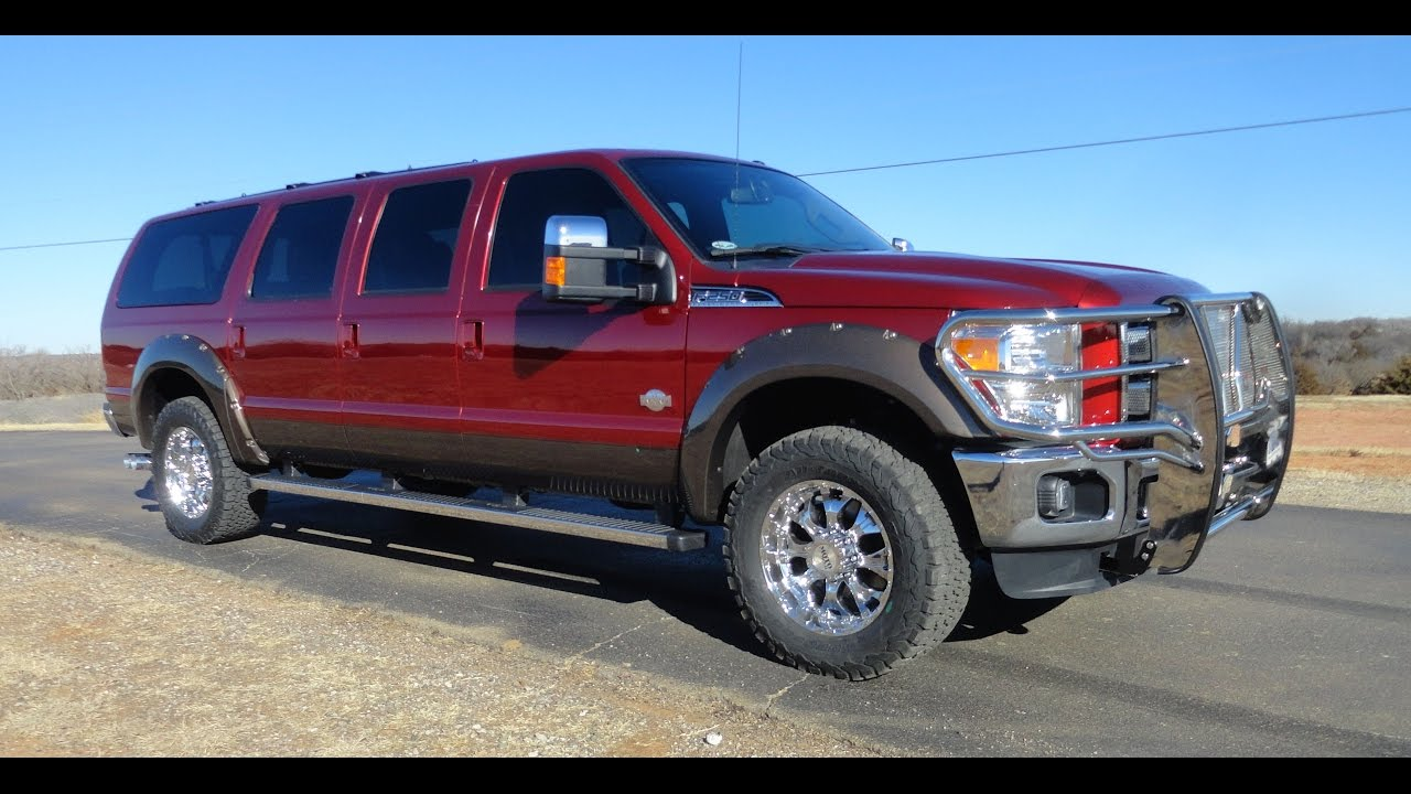 Ford Excursion Philippines >> 2016 Six Door Excursion by CABT | Doovi