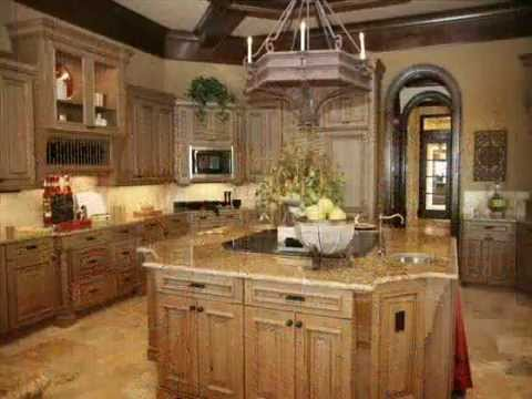 Country Kitchen Decor I Themes