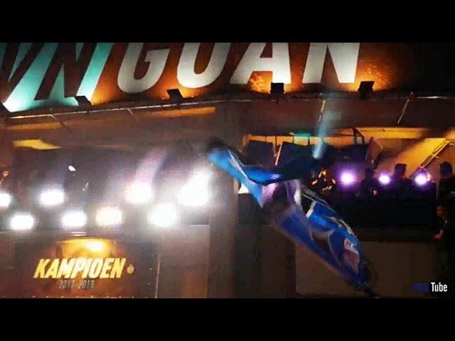 2017-2018 - Standard-Club Brugge - Kampioenenfeestje Aan Het Stadion - Speech Van De Captain