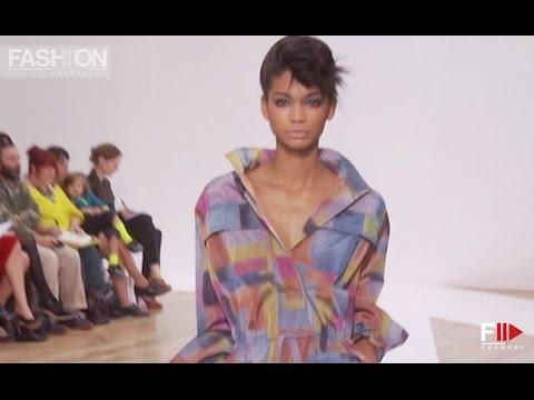 NICOLE FARHI Spring Summer 2010 London -  Fashion Channel