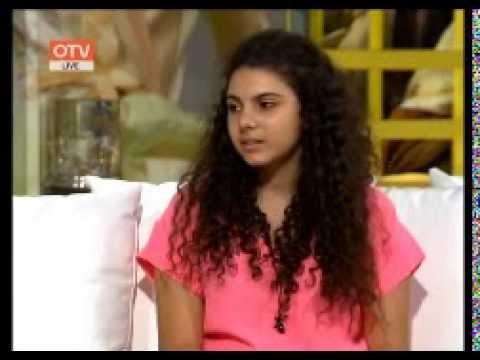 Interview Leonie & Leonard on OTV 2013-9-5