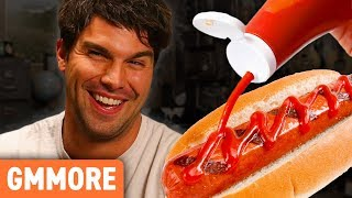 Is It Wrong to Put Ketchup on Your Hot Dog?