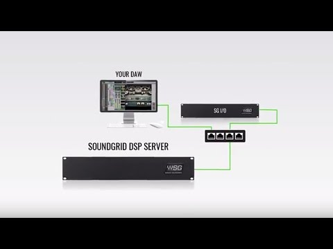 How to Offload Your Plugin Processing to a SoundGrid Server