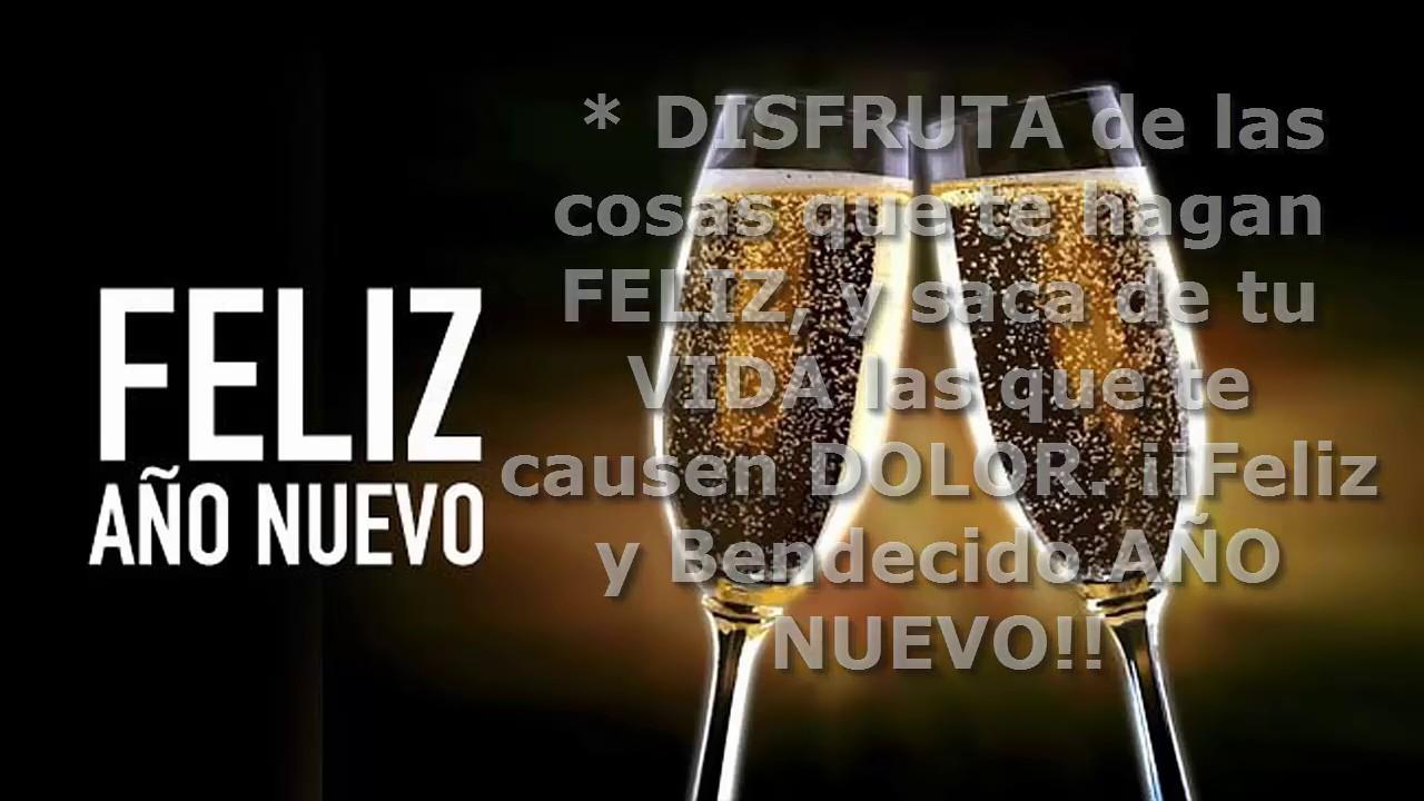 Felicitaciones de a o nuevo 2017 mis mejores deseos doovi - Felicitaciones para ano nuevo ...