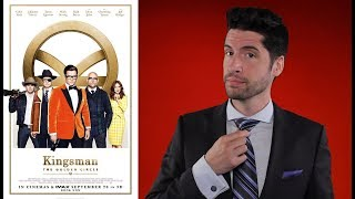 Kingsman: The Golden Circle - Movie Review