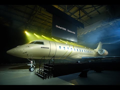 Launch Event - Global 5500 | Global 6500