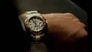 Brad Pitt Rolex commercial