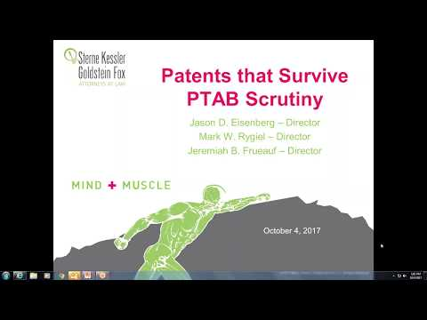 Patents that Survive PTAB Scrutiny