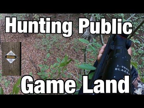 2019 HUNTING PUBLIC GAMELAND