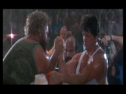 OVER THE TOP - Sylvester Stallone - best scene
