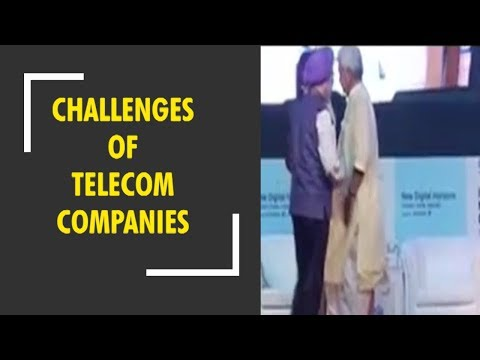 Sunil Mittal: Telecom companies are facing many challenges