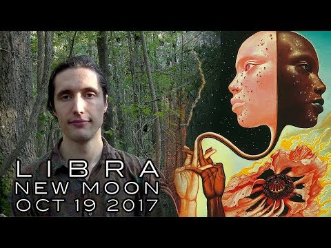 New Moon in Libra, October 19th - Healing & Reinventing Through Connection, Collaboration & Intimacy