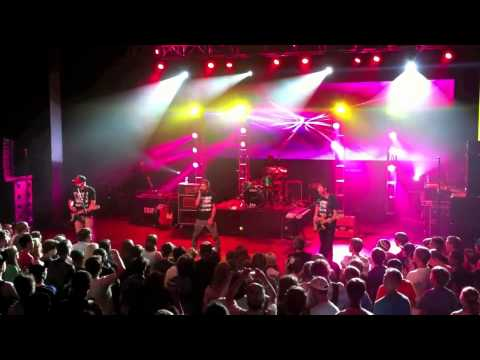 "Royal Tailor ""Make A Move"" LIVE @ Camp Electric 2012"