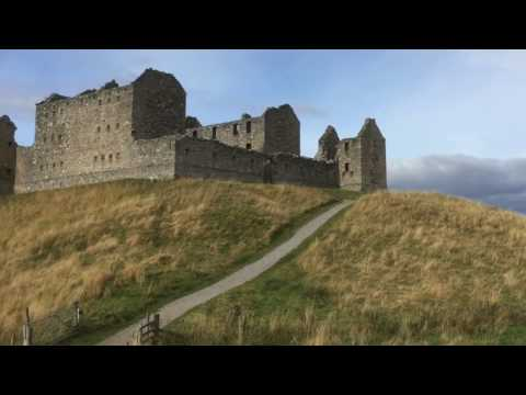 Ruthven Barracks, Scotland - the Jacobites' last stand after Culloden, 1746