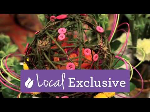 I Heart FLORISTS Celebrates the Passion and Creativity of Local Florists