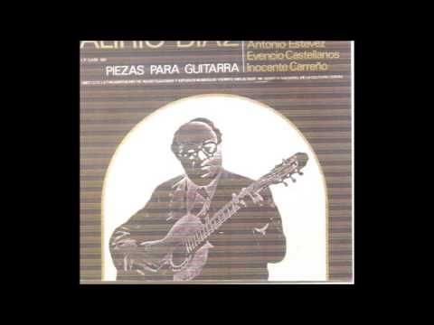 Alirio Díaz - Piezas Venezolanas Para Guitarra (1978 Disco Completo)