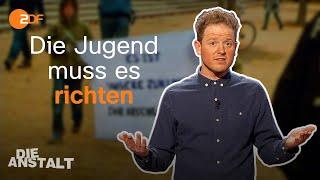 """Martin Zingsheim: """"Make America Greta again!"""""""