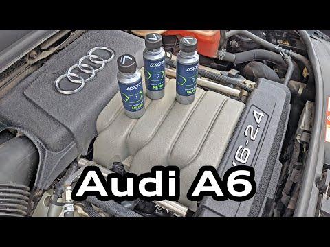 Присадка ML100 в Audi A6 C6 (Lavr Ln2137) Результаты и личное мнение после 1500км