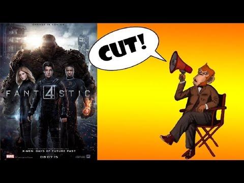 CUT! Cop Car, Fantastic 4, Irrational Man