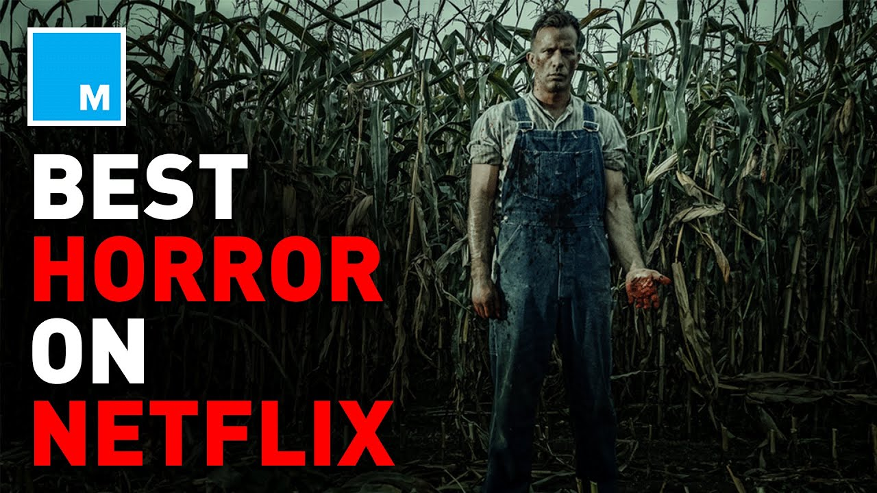 Best HORROR Movies on Netflix for Halloween!