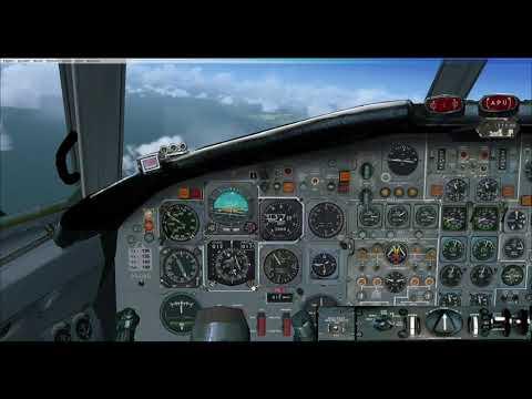 FJ453 - NZAA - NFTF BAC One-Eleven Part 1