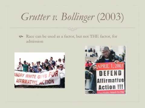 5.14 Landmark Affirmative Action Cases AP Gov
