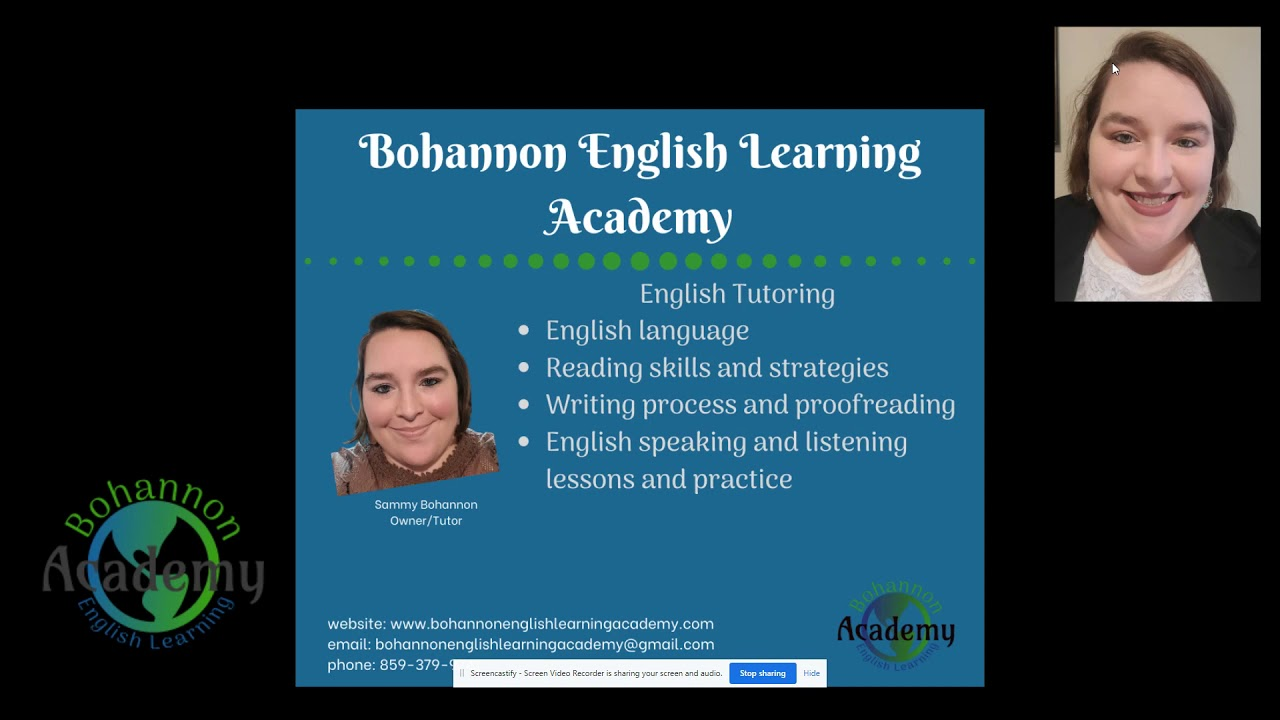 Bohannon English Learning Academy