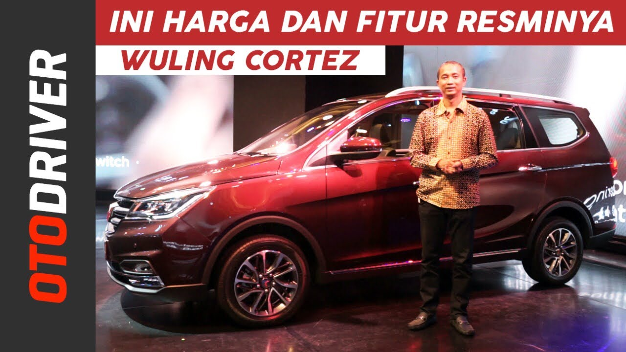 Wuling Cortez 2018 | First Impression Review Indonesia | OtoDriver