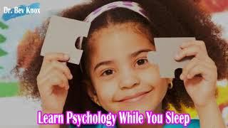 Learn Psychology While You Sleep - Cognitive Development: Piaget vs Vygotsky