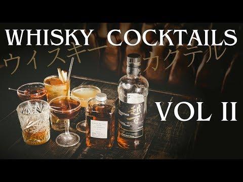 Whisky Cocktails VOL II
