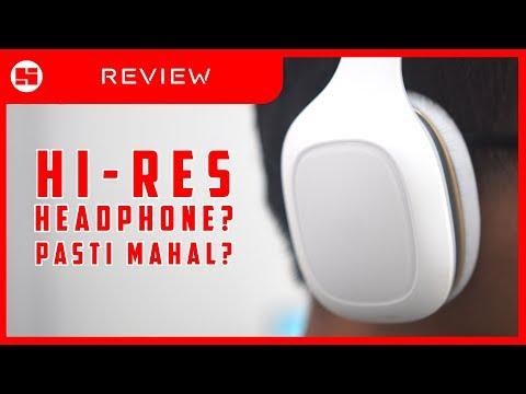 Headphone Hi-Res Ga Harus Mahal! // Review Xiaomi Mi Headphones Comfort
